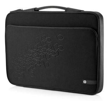 """Сумка для ноутбука 15.6"""" HP WU673AA черный - фото 1"""