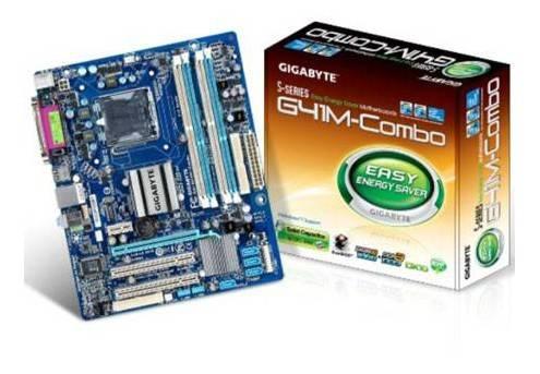 Материнская плата Soc-775 Gigabyte GA-G41M-COMBO mATX - фото 3