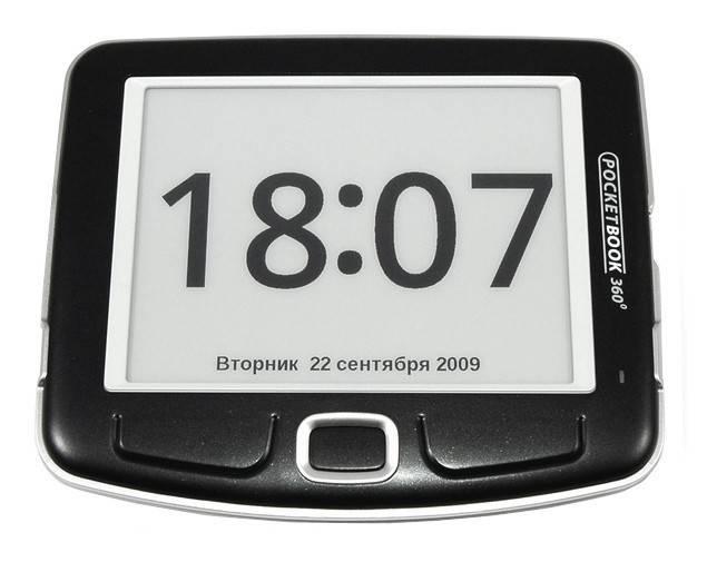 """Электронная книга 5"""" PocketBook 360 (lingvo 2) черный - фото 3"""