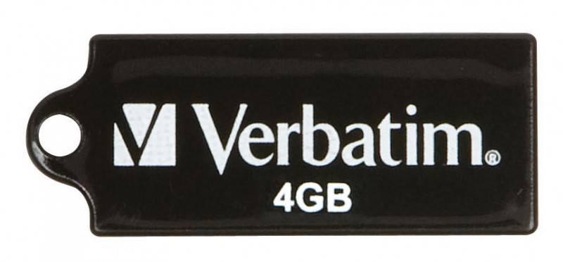 Флеш диск 4Gb Verbatim Micro Drive - фото 2