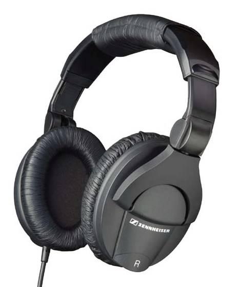 Наушники Sennheiser HD 280 Pro черный (506845) - фото 1