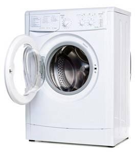 Стиральная машина Indesit IWSC 5105 SL белый - фото 2