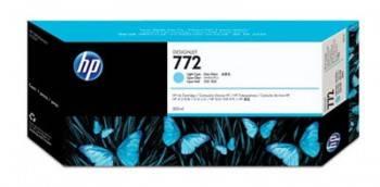 Картридж HP №772 светло-голубой (cn632a)