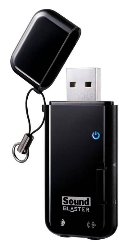 Звуковая карта USB Creative X-Fi Go! PRO (70SB129000002) - фото 1