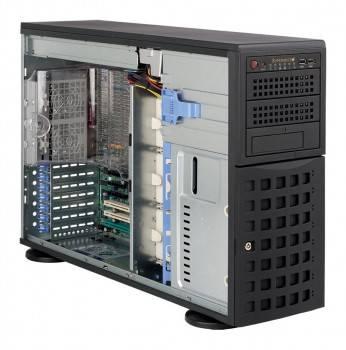 Корпус SuperMicro CSE-745TQ-R800B 2 x 800 Вт черный (CSE-745TQ-R800B)
