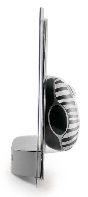 Мышь Oklick 535XSW черный/белый - фото 4