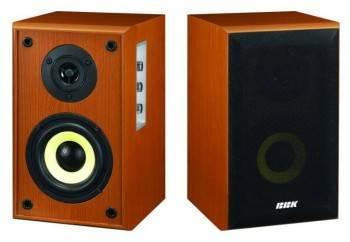 Акустическая система 2.0 BBK SP-008 коричневый