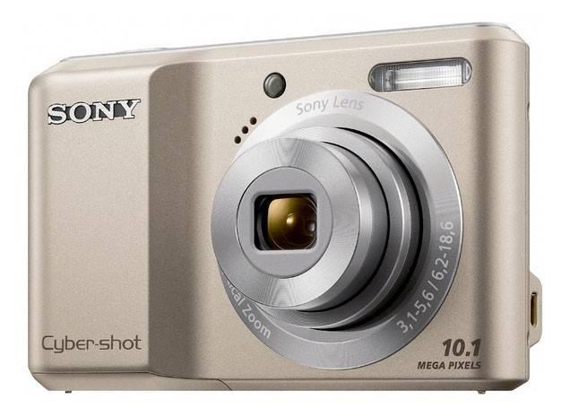 Фотоаппарат Sony Cyber-shot DSC-S2000 серебристый - фото 1