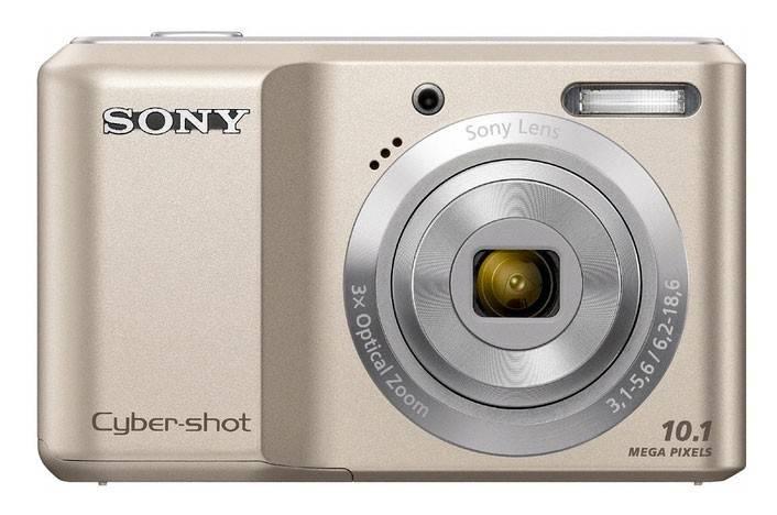 Фотоаппарат Sony Cyber-shot DSC-S2000 серебристый - фото 2