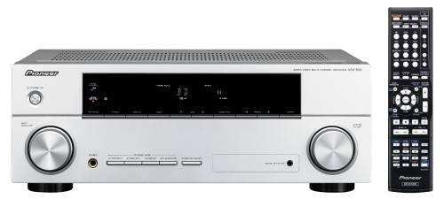 Ресивер AV Pioneer VSX-520-S 5.1 серебристый - фото 1