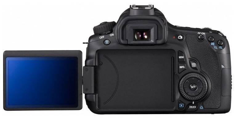 44 150 a зеркальный фотоаппарат canon eos 60d