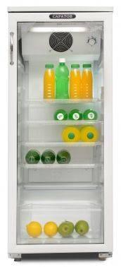 Холодильная витрина Саратов 501 КШ-160 белый (501 (КШ160))