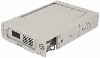 Сменный бокс для HDD AgeStar TMR-SATA(K)-2F SATA бежевый