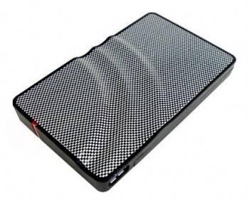 Внешний корпус для HDD AgeStar 3UB2P SATA серебристый