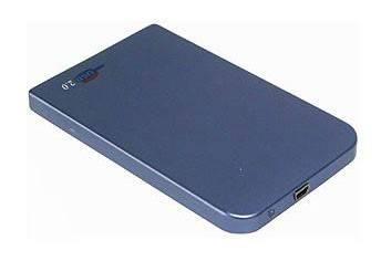Внешний корпус для HDD AgeStar 3UB2O1 SATA II синий (3UB2O1 BLUE)