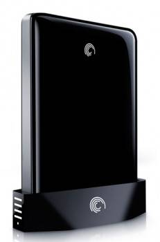 Внешний жесткий диск 500Gb Seagate STAD500202 FreeAgent GoFlex Pro черный USB 3.0