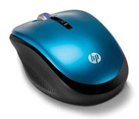 Мышь HP XP358AA синий - фото 1