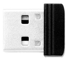 Флеш диск Verbatim Store n Go NETBOOK 8ГБ USB2.0 черный