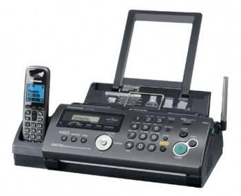 Факс Panasonic KX-FС268RU-T черный