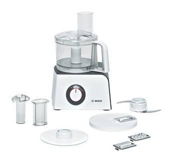 Кухонный комбайн Bosch MCM4000 серебристый