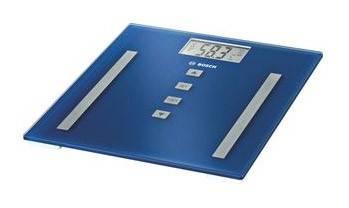 Весы напольные электронные Bosch PPW3320 синий