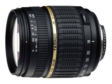 Объектив Tamron AF 18-200мм F/3.5-6.3 XR Di II LD Aspherical (IF) макро для Nikon A14N - фото 1