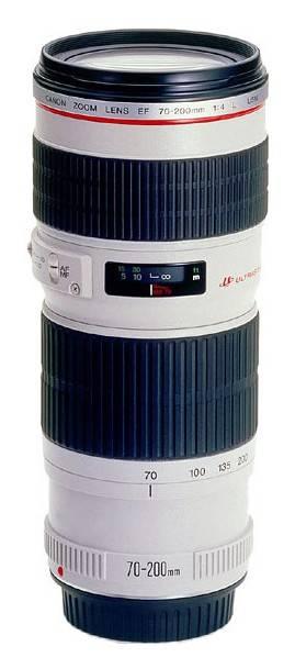 Объектив Canon EF USM 70-200mm f/4L (2578A009) - фото 1