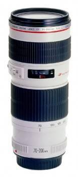 Объектив Canon EF USM 70-200mm f / 4L