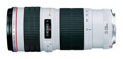 Объектив Canon EF USM 70-200mm f/4L (2578A009) - фото 2