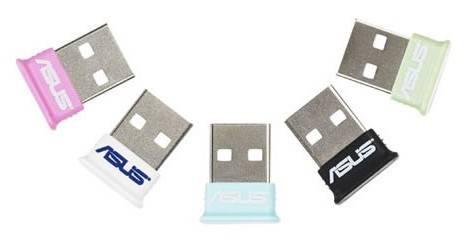 Сетевой адаптер Bluetooth Asus USB-BT211 - фото 2