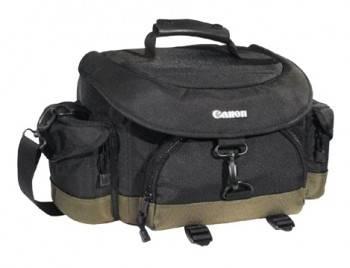 Сумка Canon Deluxe Gadget 10EG черный / зеленый