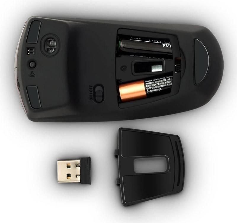 Мышь Oklick 805M черный - фото 5