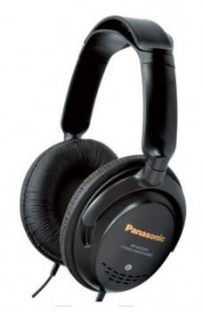 Наушники Panasonic RP-HTF295E черный (RP-HTF295E-K)