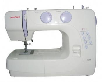������� ������ Janome VS52 �����