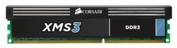 Модуль памяти DIMM DDR3 2x4Gb Corsair XMS3 (CMX8GX3M2A1600C9)