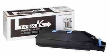 Картридж Kyocera TK-865K черный