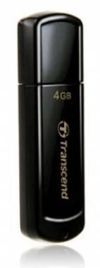 Флешка Transcend Jetflash 350 4ГБ USB2.0 черный (TS4GJF350)