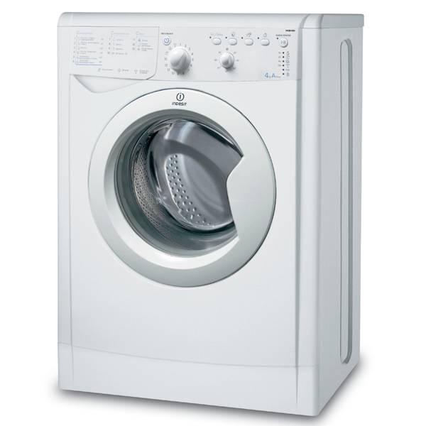 Стиральная машина Indesit EcoTime IWUB 4085 - фото 1