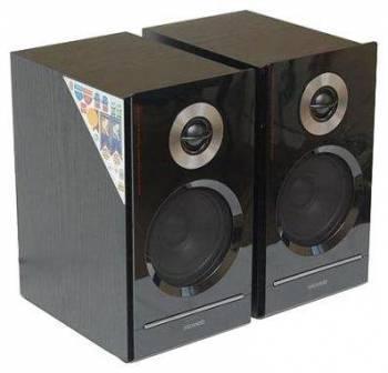 Акустическая система 2.0 Microlab Solo 15 черный