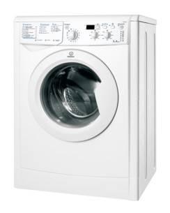 Стиральная машина Indesit IWSD 5105 белый - фото 1
