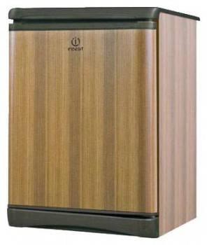 Холодильник Indesit TT 85 T коричневый