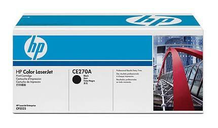 Тонер Картридж HP 650A CE270A черный - фото 2