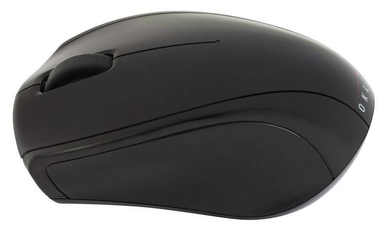 Мышь Oklick 540SW черный - фото 2