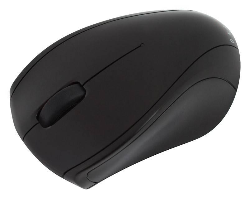 Мышь Oklick 540SW черный - фото 3