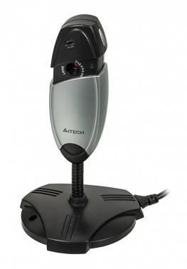 Камера Web A4 PK-635K черный/серебристый