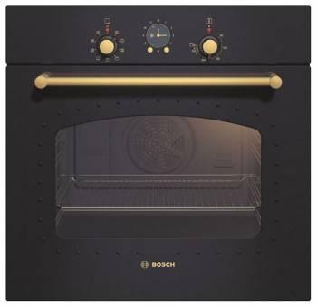 Духовой шкаф электрический Bosch HBA23RN61 черный