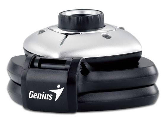 Веб-камера Genius e-Face 1325R серебристый/черный - фото 4