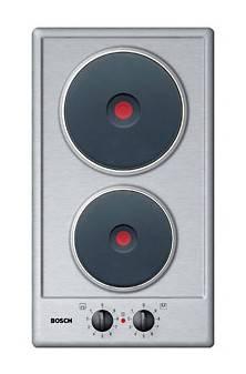Варочная поверхность Bosch PCX345E серебристый