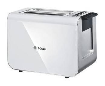 Тостер Bosch TAT8611 белый