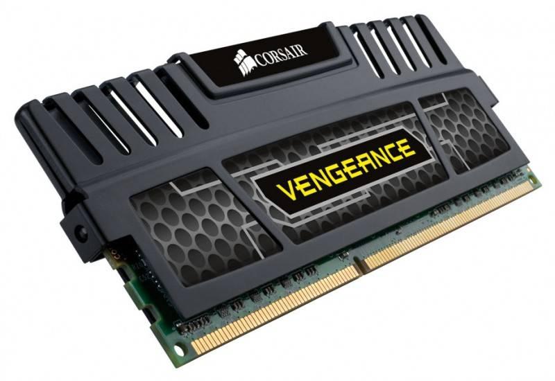 Модуль памяти DIMM DDR3 2x4Gb Corsair CMZ8GX3M2A1600C8 - фото 2